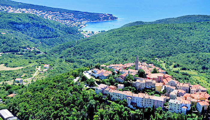 Croatia has everything. Fabulous coastline and ancient hilltop towns