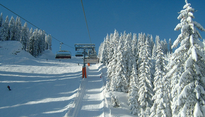 Austria - The best ski areas in the world