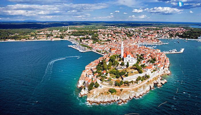 Croatia - 'The country of a thousand islands'